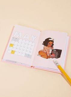 Gal With A Plan 2017-2018 Planner | Valfre.com | #valfre