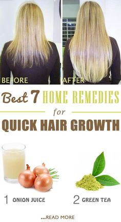 7 home remedies for quick hair growth