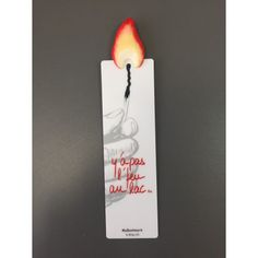 Marque page y'a pas l'feu au lac pour K-LINE. Prenez le temps de lire ! Lava Lamp, Unique Gifts, Decoration, Furniture, Ideas, Little Cabin, Lake Geneva, Marque Page, Gift Ideas