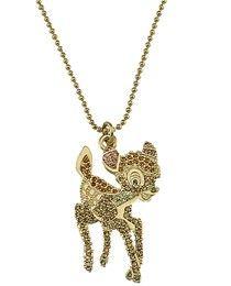 Bambi Disney Couture by Swarovski