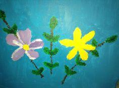Flores#flores#populares#pinturas#acrilicos
