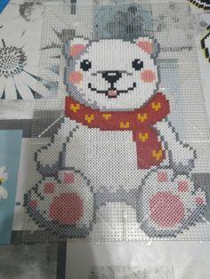 Polar bear by haeurusai