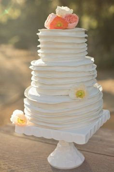 Wedding cake by Amour Patisserie