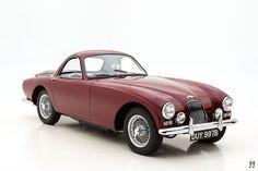 1963 morgan plus 4 plus coupe