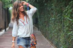Ethnic And Boho Clothes Styles