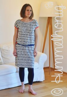 Ebook Damenkleid Rimini (Gr. 34-46) |