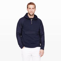 Scuba Sweatshirt - Activewear Men at Club Monaco