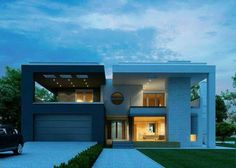 #contemporary home and architecture