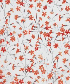LIBERTY ART FABRICS | Chelsea Flower Show | Suria D Tana Lawn