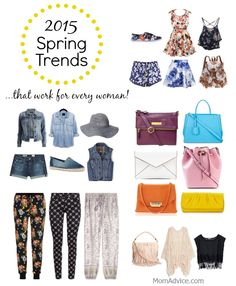2015 Spring Trends that work for every woman from @audrey