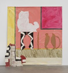 Betty Woodman - David Kordansky Gallery