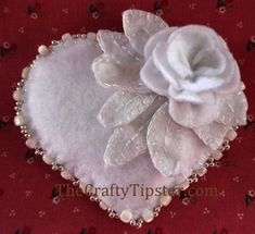 Valentine Heart, Light & a Great Deal – The Crafty Tipster