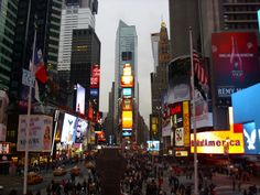 New York, New York can't wait til March!!