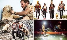 Meet Arthur the stray dog who followed an extreme sports team  through the Amazon rainforest #DailyMail