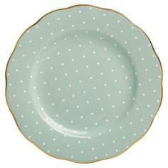 "Royal Albert Polka Rose Formal Vintage 8.1"" Salad Plate - High Tea on Joss & Main"