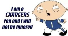 San Diego Chargers ~ Stewie Griffin Quotes, Dan Fouts, Family Guy Stewie, San Diego Chargers, I School, Dodgers, Haha, Feelings, Sports