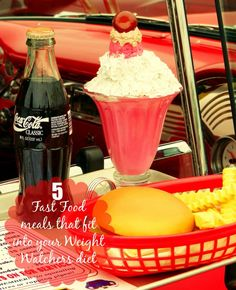 5 Fast Food Meals th