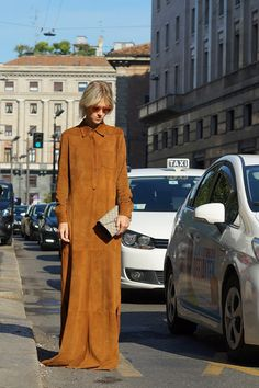 "meoutfit : meoutfit # 15377 ""Suede Dress - MFW"""