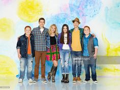 WHENEVER - Disney Channel's 'Best Friends Whenever' stars Matthew Royer as Chet…