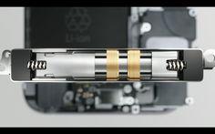 Capacitative sensors 3D Touch