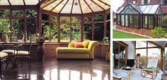 conservatory timber - Google Search