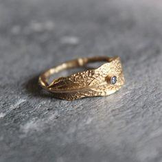 solid gold topaz leaf ring , Alternative engagement ring, Nature leaf ring, Leaf Wedding ring ,Gift for girlfriend Leaf Engagement Ring, Alternative Engagement Rings, Chevron Ring, Leaf Ring, Delicate Rings, Blue Topaz Ring, Wedding Rings, Wedding Band, Solid Gold