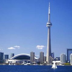 Toronto and the CN Tower! So many good choir memories.