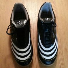 F10 Adidas shoes Good condition. Indoor soccer shoes. Men's 7.5 Adidas Shoes Athletic Shoes