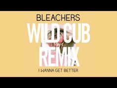 Bleachers - I Wanna Get Better (Wild Cub Remix)
