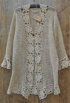 plus size long cardigan for woman crochet long cardigan Crochet Jacket, Crochet Cardigan, Long Cardigan, Knit Crochet, Oversized Cardigan, Plus Size Sweaters, Crochet Fashion, Piece Of Clothing, Crochet Clothes