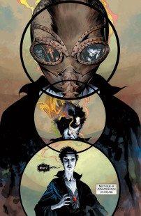 "Neil Gaiman (sc.), J.H. Williams III (rys), ""Sandman: Uwertura"", Egmont Polska, 2016."