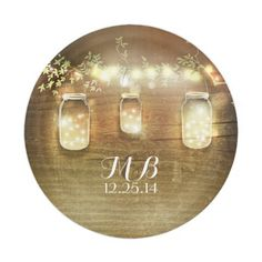 Mason Jars and String Lights Rustic Paper Plate  sc 1 st  Pinterest & Rustic Pink Floral on Mint Green Burlap Wedding Paper Plate | Mint ...