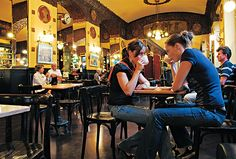"""Elsewhere in Italy, locals down espresso on the go, but Trieste is a city for lingerers. The ornate, wood-paneled """"grand cafés"""" here honor the legacy of Vienna, not Rome. Though the city has a comp…"""