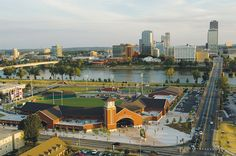 North Little Rock & Little Rock, Arkansas