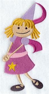 Machine Embroidery Designs at Embroidery Library! - Prince & Princess