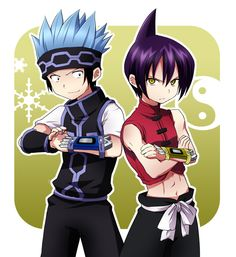 --Usui Horokeu and Tao Ren--