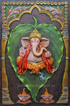 Imprints: Happy Ganesha Chaturthi