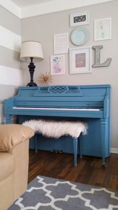 make your own chalk paint painted piano, chalk paint, painted furniture