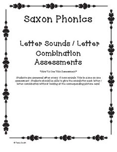 Printables Saxon Phonics Worksheets saxon phonics spelling and on pinterest sound assessment
