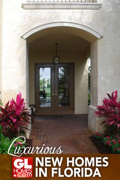 GL Homes - Building New Home Luxury Throughout Florida! Watch Model Home Video Tours here! http://www.glhomes.com/video-tours