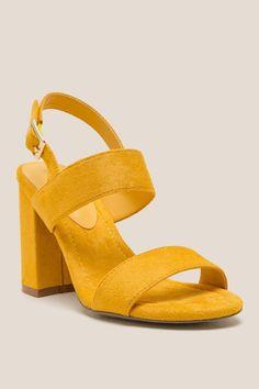 551d3fc8dba Amaya Double Strap Block Heel