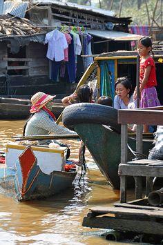 Cambodia . The Village People