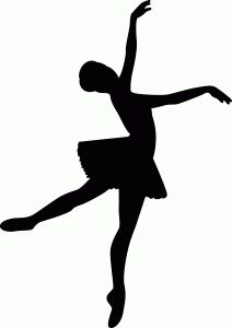 Silhouette Online Store: dancer