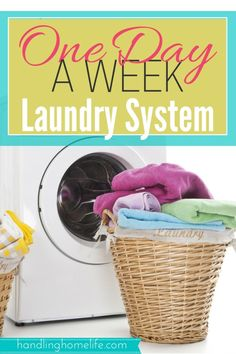 This laundry system is seriously a game changer! I cant believe I didnt think of this laundry hack sooner! Doing Laundry, Laundry Hacks, Diy Cleaning Products, Cleaning Hacks, Cleaning Routines, Cleaning Checklist, Laundry Solutions, Home Organization Hacks, Organizing Ideas