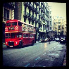 Londres en Barcelona (Tomada con Instagram)