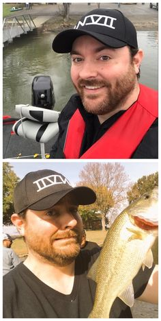 Fishing for a good cause...Chris Young!