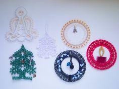 christmas ornaments - Yumiko Kotálová - vánoční ozdoby - 20161205