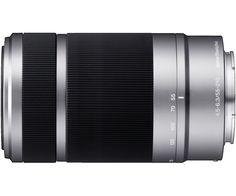 55-210mm f/4.5-6.3 Telephoto Lens   SEL55210 Pour aller sur mon prochain jouet.