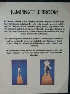 Jump the broom