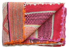 For the love of Frazada Blankets from Peru {Inspiration Only}